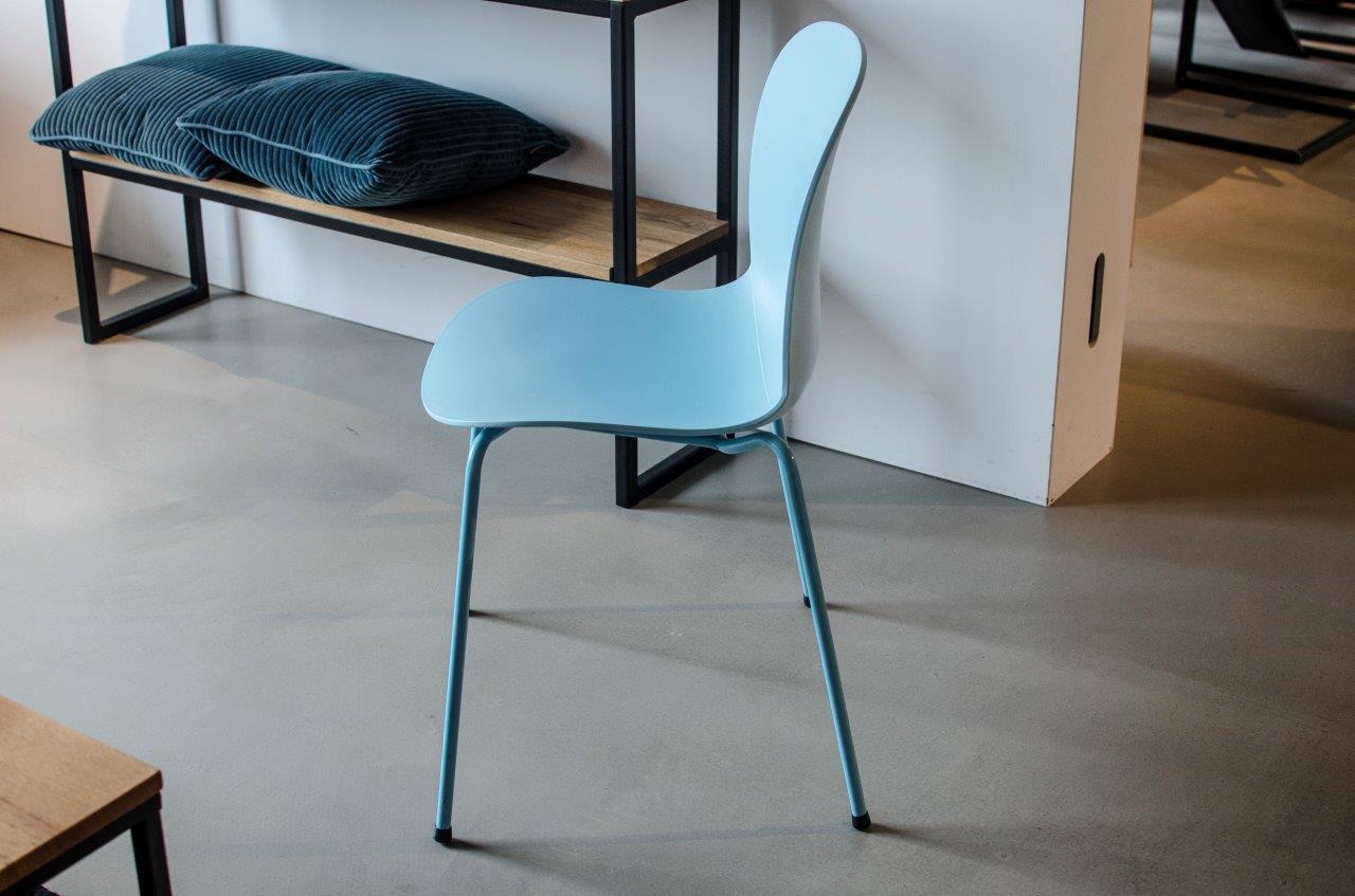 Stuhlgruppe Kunststoff